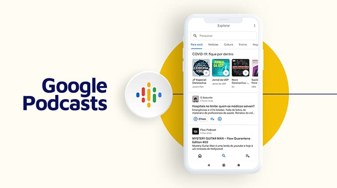 O que é podcast? | Google Podcasts