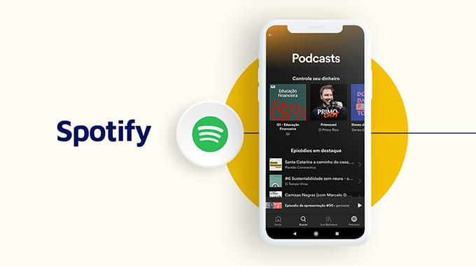 O que é podcast? | Spotify